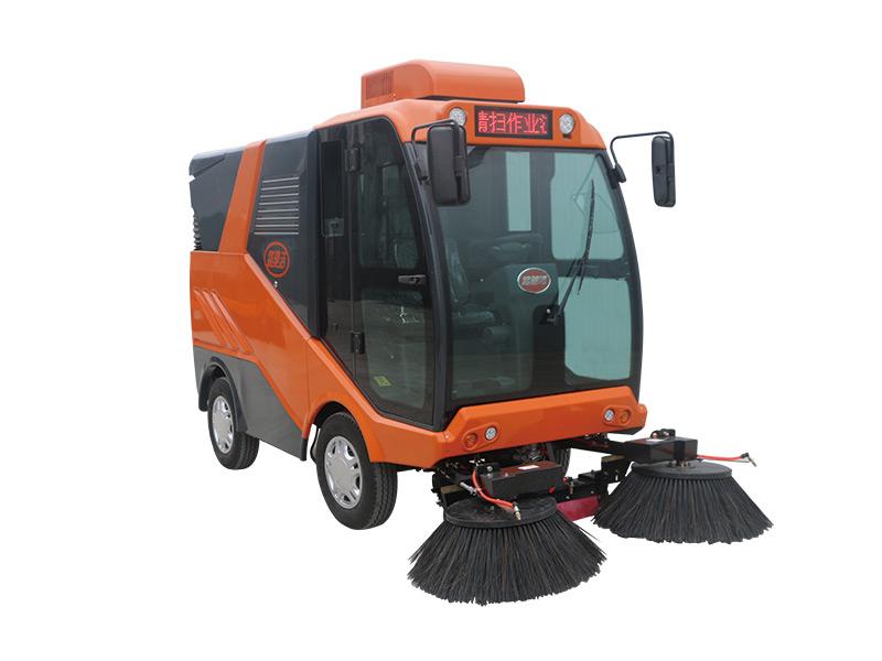 DX2000扫地机