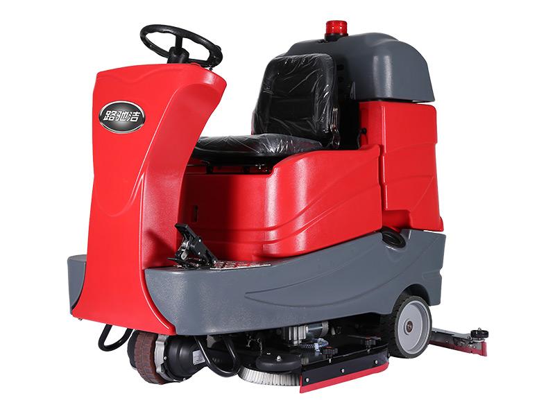 XD860驾驶式洗地机